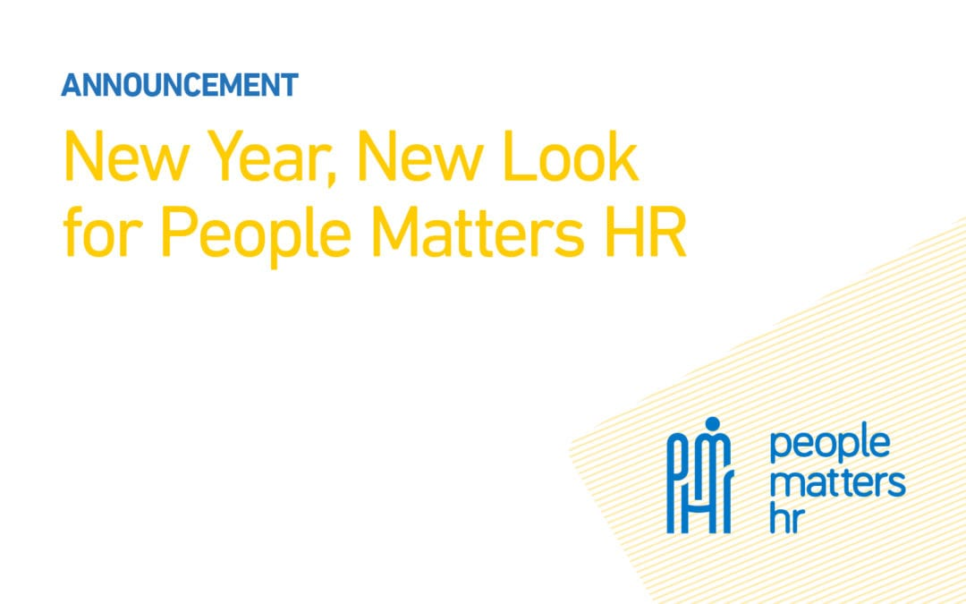 New Year, New Look for People Matters