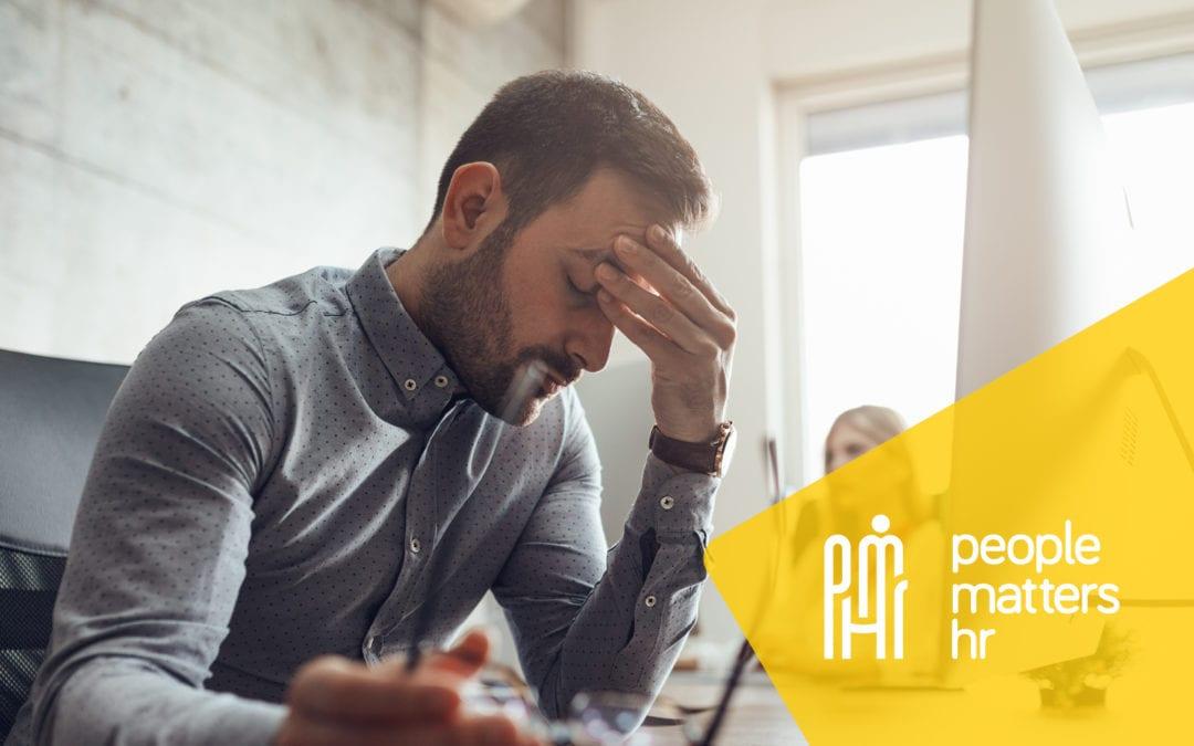 PMHR work based stress