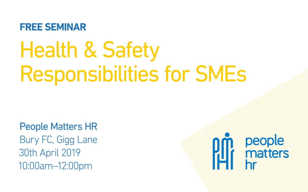pmhr health and safety seminar