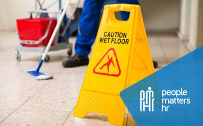 Preventing Slips, Trips and Falls in the Workplace