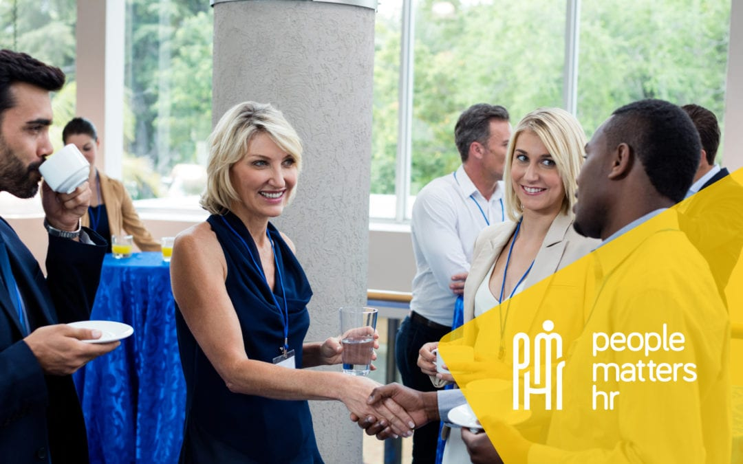 3 Reasons You Should Be Networking