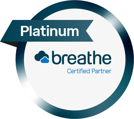 BreatheHR Platinum Partner