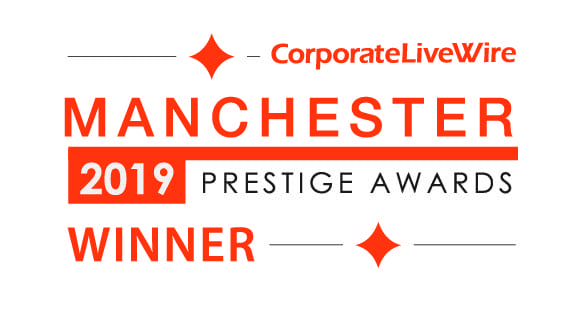 CorporateLiveWire – Manchester 2019 Prestige Awards Winner