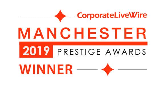 CorporateLiveWire – Manchester 2019 Prestige Awards Winner