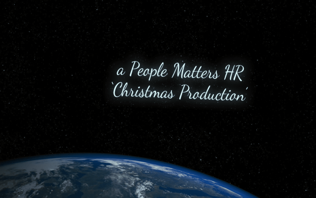 People Matters HR Christmas Video 2019